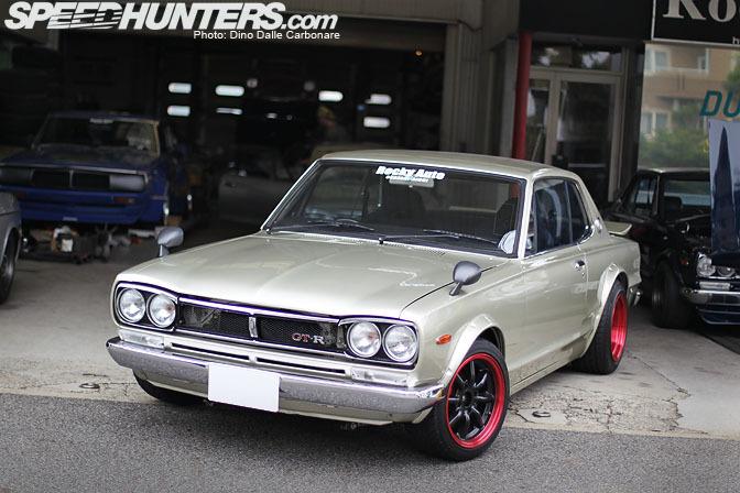 Car Spotlight>> Rocky Auto Rb25Hakosuka