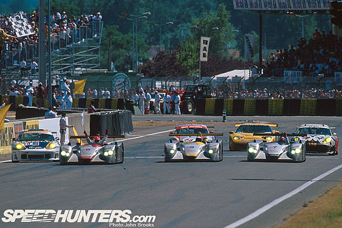 Retrospective>>2000 Le Mans 24 Hours Part 2