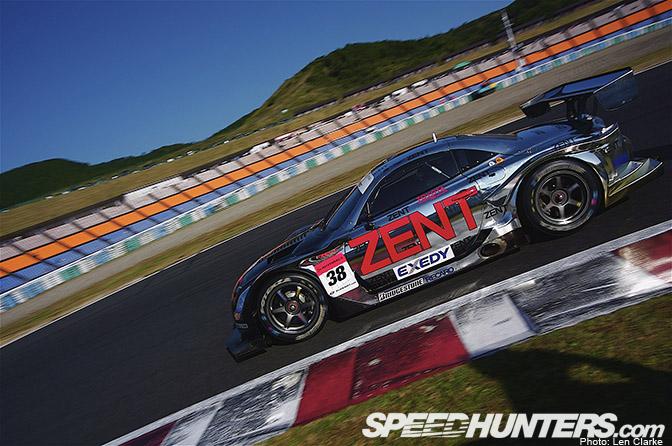 Random Snap>> Super Gt Cerumo LexusSc430