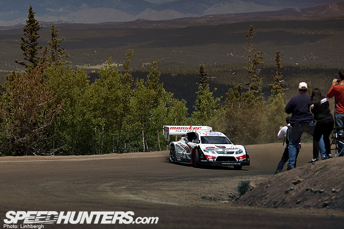 Flash Result>> Pike's Peak Record Remains Untouched