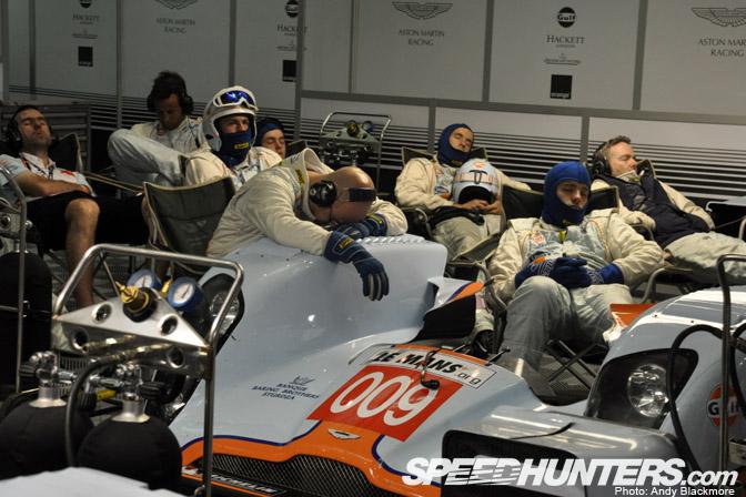 Event>> Le Mans 2010 –Daybreak