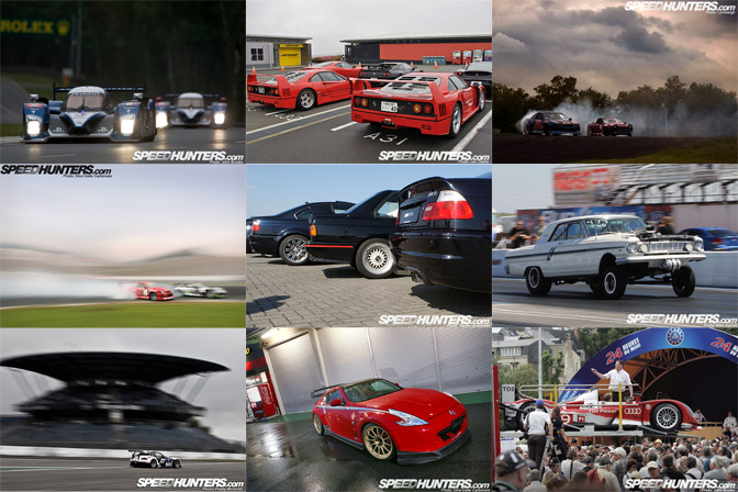 Social>> How Are You Speedhunting This Weekend?