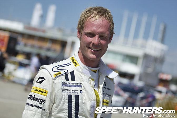Driver Blog: Edward SandstrÖm>> Team Nfs At JaramaGt3