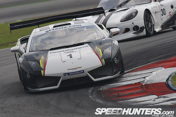Event>> 2010 Gt3 Asia Visits Sepang