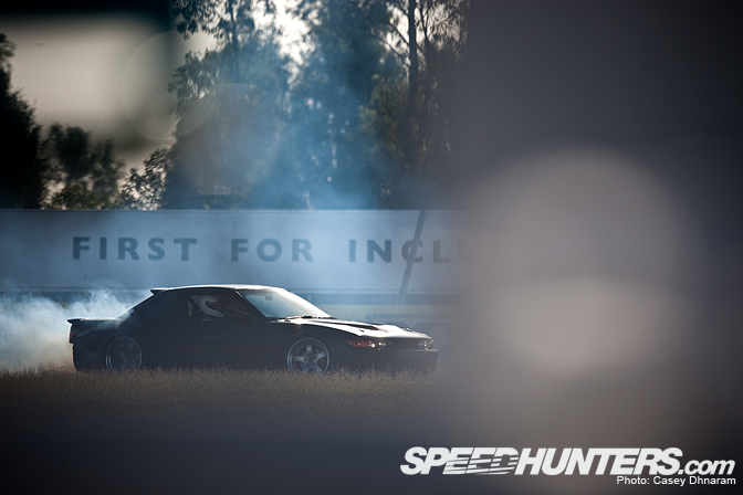 In The Moment>> Drift Day DownUnder