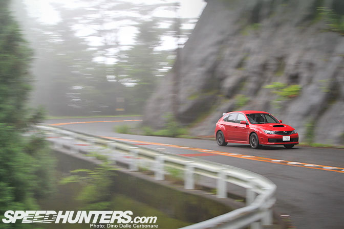 Car Feature>> Sti Impreza R205