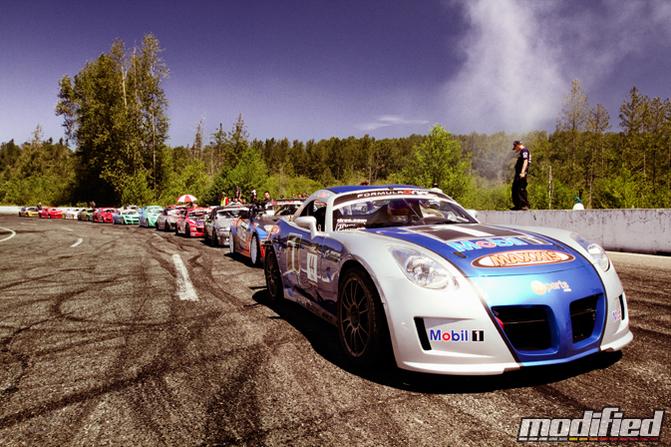 Magazine Blog:modified >> Gardella Racing @ FdSeattle