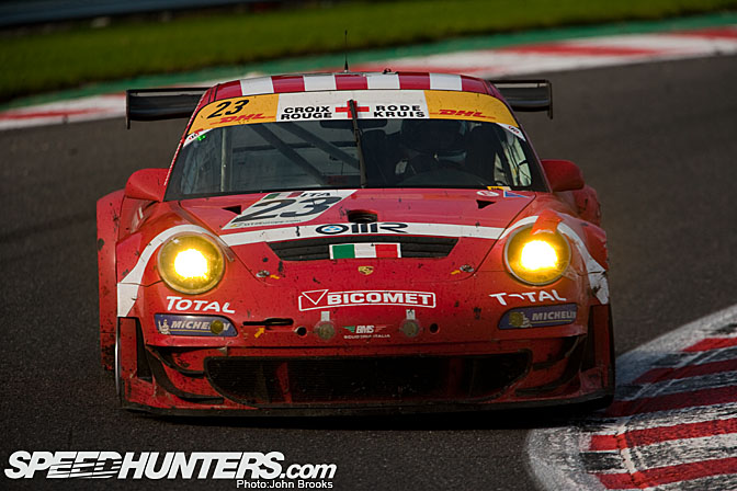 Event>>2010 Spa 24 Hours – Flash Result