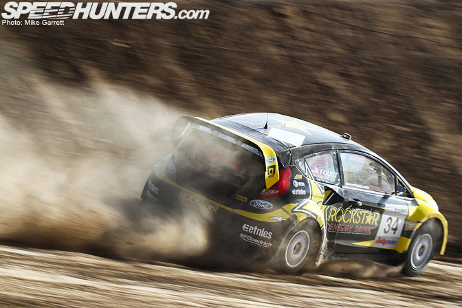 Event>> X Games Rally – The Competition