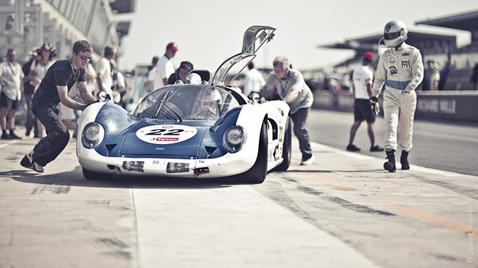 Photo Roll>> Le Mans Classic By Laurent Nivalle