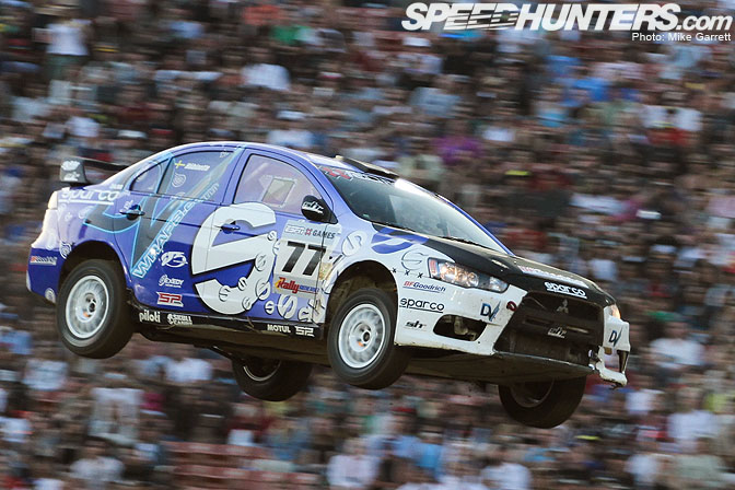 Event>>super Rally @ The XGames