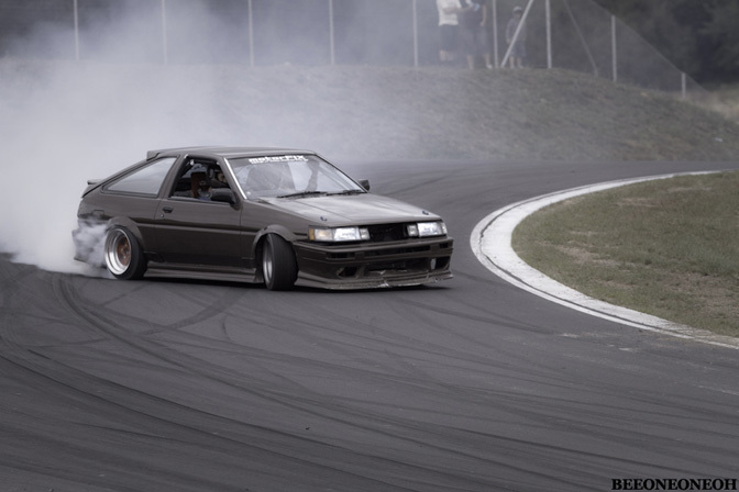 Car Spotlight>> Hugo's Ae86