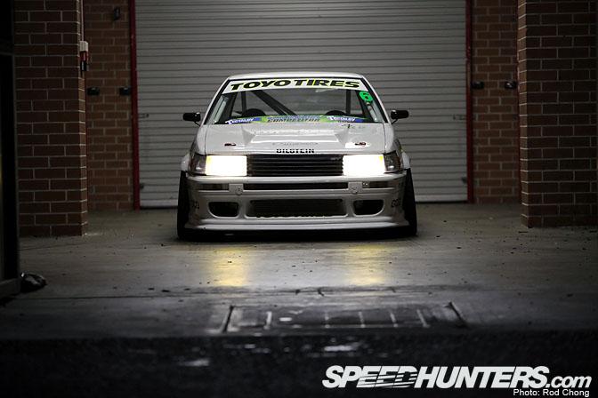 Car Spotlight >> Beau Yates'Ae86