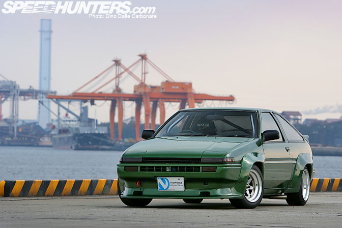 Car Feature>> Newera Imports Ae86 Trueno – First Stage