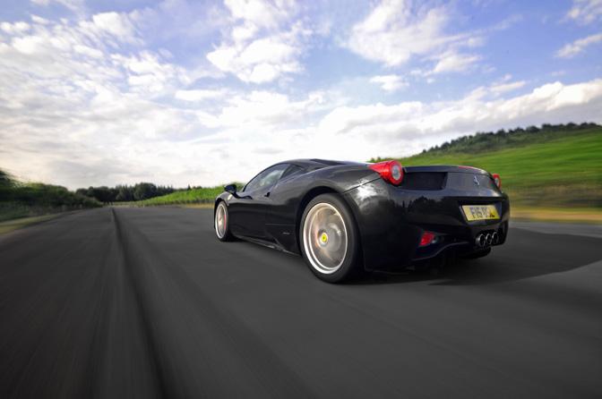 Photo Roll>> The Ferrari 458 Italia By G.f.Williams