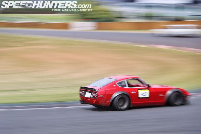 Car Spotlight >> Widebody S30 AtTsukuba