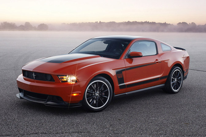 New Cars>>the 2012 Mustang Boss 302 - Speedhunters