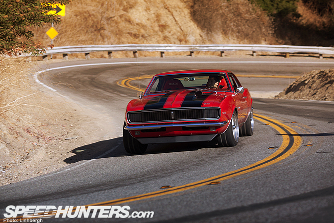 Car Feature>> Carl's '68 Camaro Rs