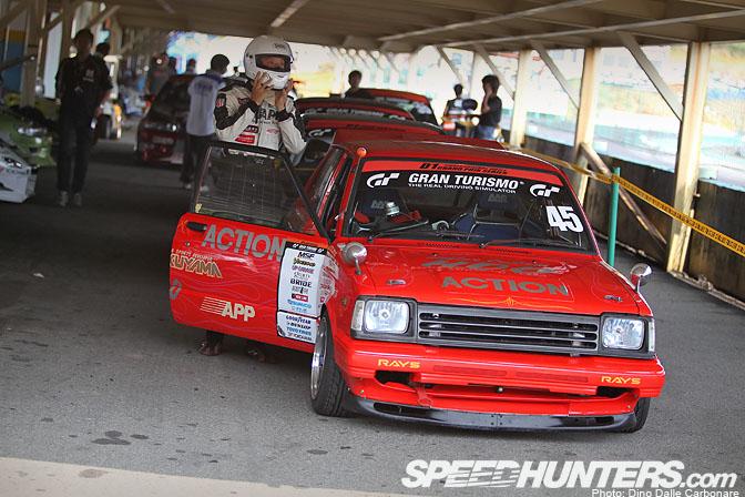 Car Spotlight >> D1 Toyota Kp61Starlet