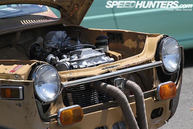 Car Spotlight>>a Micro RatRod