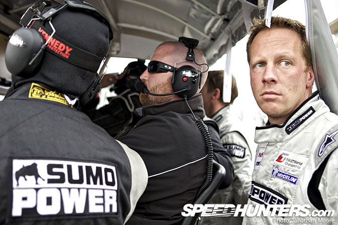 Driver Blog: Jamie Campbell-walter>> Sumo In Spa
