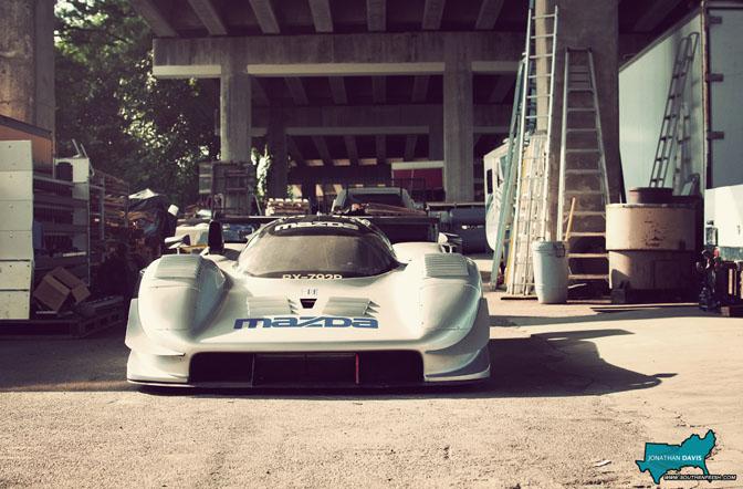 Random Snap>> MazdaRx-792p