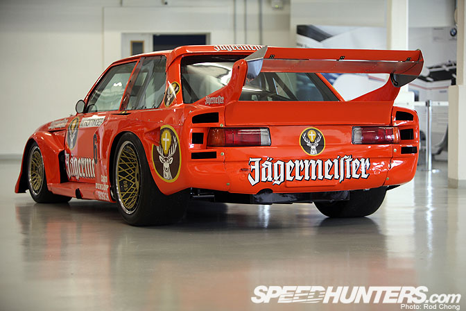 Bmw 2002 Tii Race Car >> Car Spotlight>> The Jagermeister Bimmer - Speedhunters