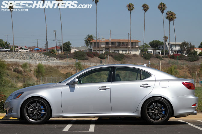Driving Impressions>>the Lexus Is350F-sport
