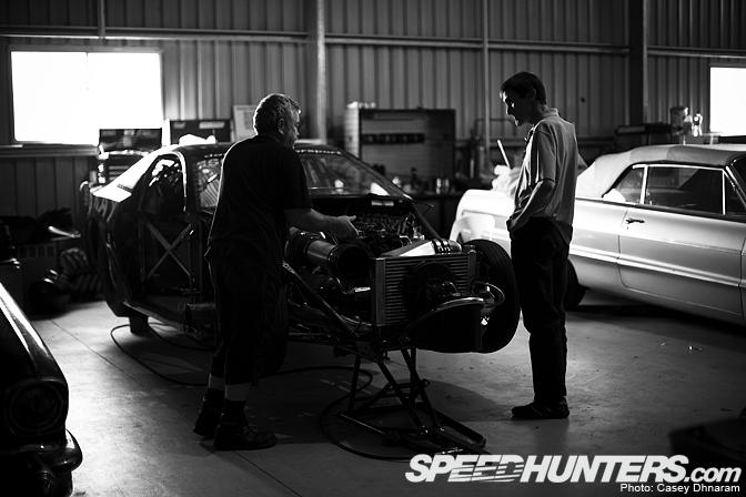 Interview>> Rod Harvey -the SpeedDemon