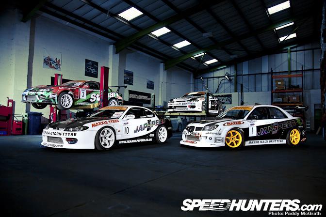 Car Builder>>Japspeed