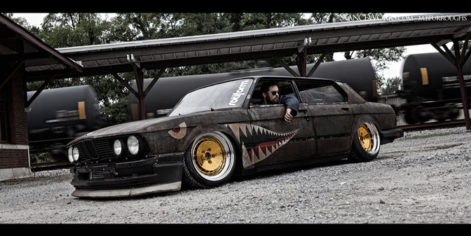 Car Spotlight>> The New Rusty, TheUndead
