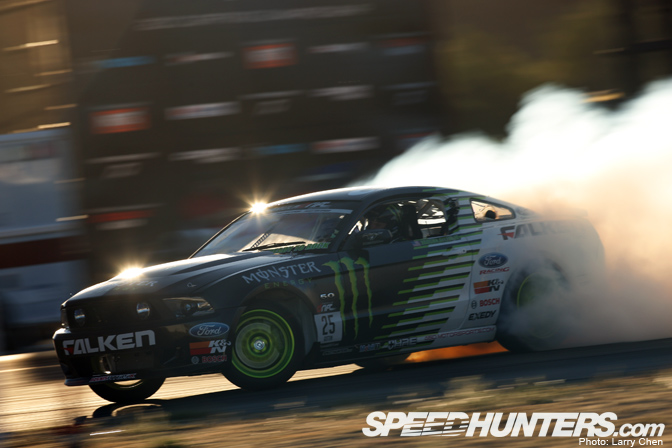 Drivers Blog>> Vaughn Gittin Jr: First At Sonoma!