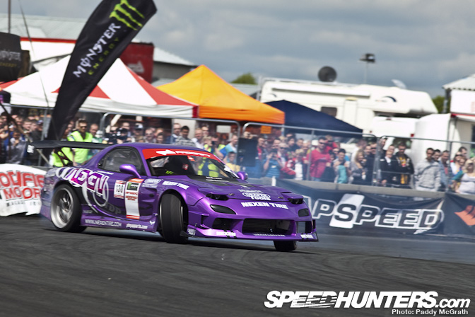 News>> Deane Crowned Prodrift Champion