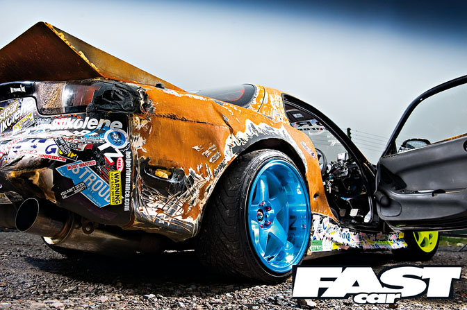 Magazine Blog: Fast Car>> Dragon Performance's Rx-7