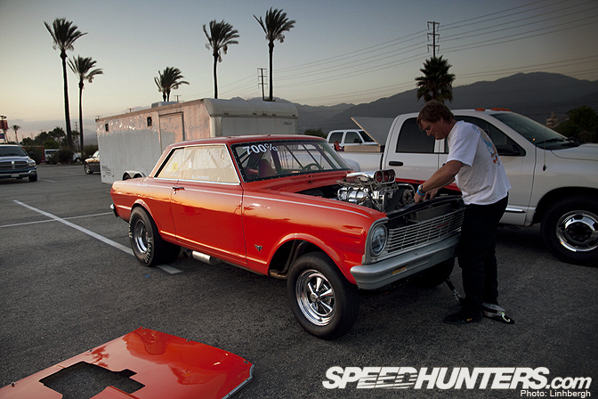Car Spotlight>> The Nova Gasser
