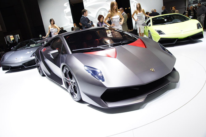 Event>>paris Motor Show 2010 – Part 1