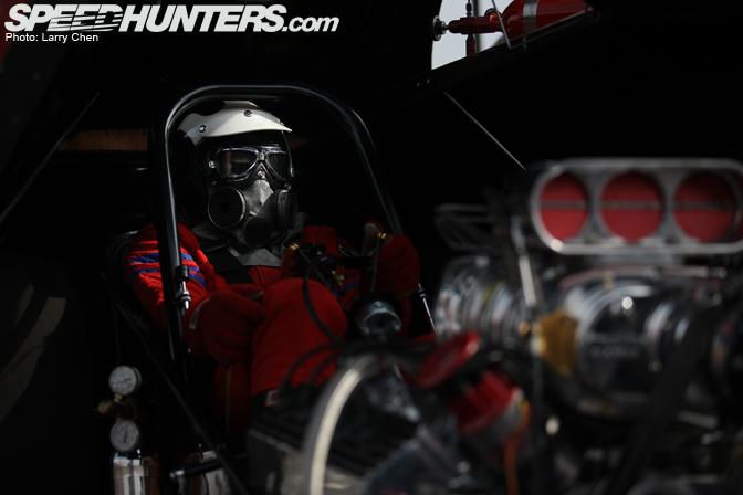 Guest Blog: Larry Chen>> I Had No Idea Darth Vader DragRaced