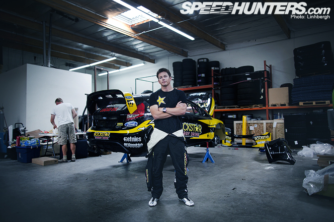 Interview>> Tanner Foust