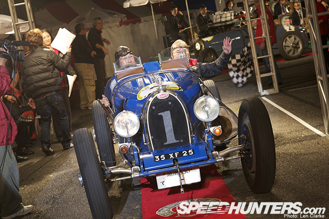 Event>> La Festa Mille Miglia 2010 –Arrival