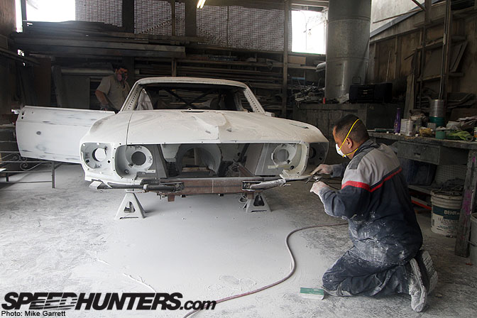 Builds>>rtr-x Progress: Part Nine