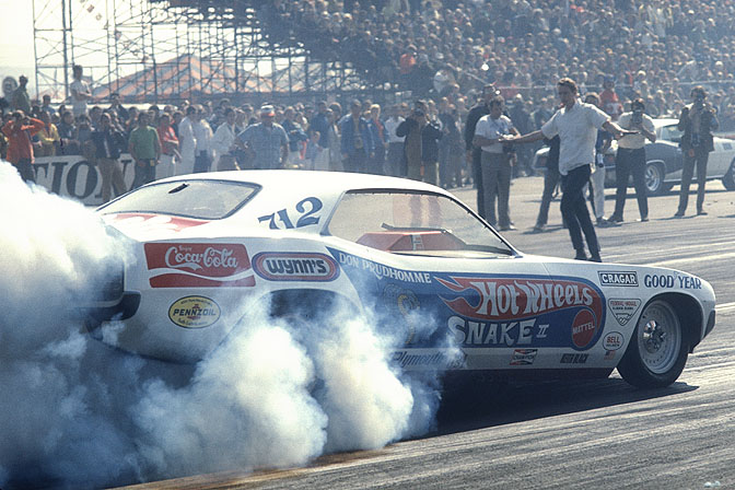 "Interview>> Dragmaster: Don ""the Snake"" Prudhomme"