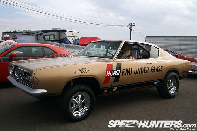 Car Spotlight>>the Hemi UnderGlass