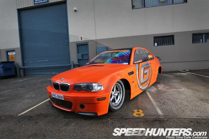 Car Spotlight>>  Gas Motorsport ProBmw