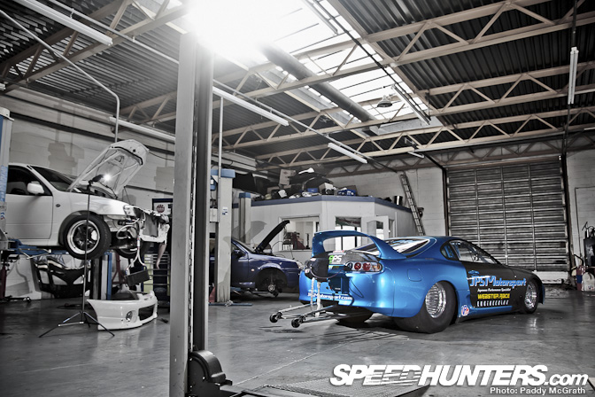 Desktops>> Jps MotorsportSupra