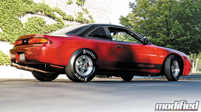 Magazine blog modified 9 sec s14 nissan 240sx speedhunters other than the bogart wheels slicks and the s15 front end conversion this 240 is rather tame looking on the outside can you imagine a set of street wheels publicscrutiny Images