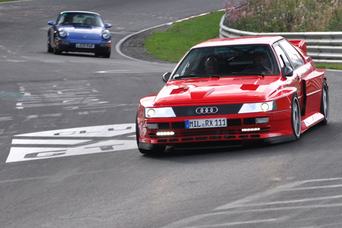 Random Snap>> Audi On The Ring Redux