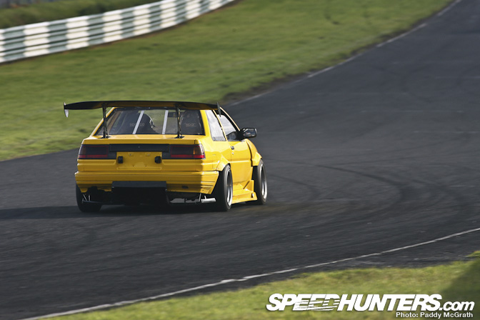 Car Spotlight>> Ex-shino Kouba '86