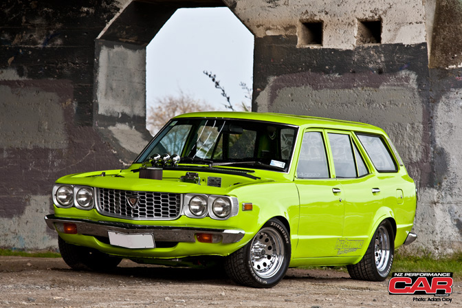 Magazine Blog: Nzpc>> Mazda Rx-3Wagon