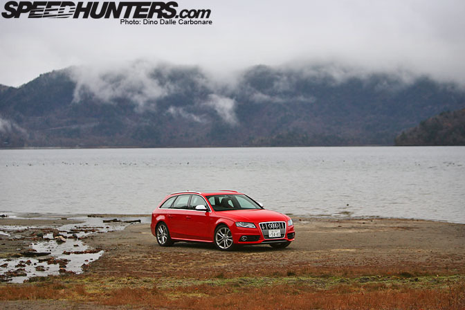Car Feature>>  Audi S4 Avant