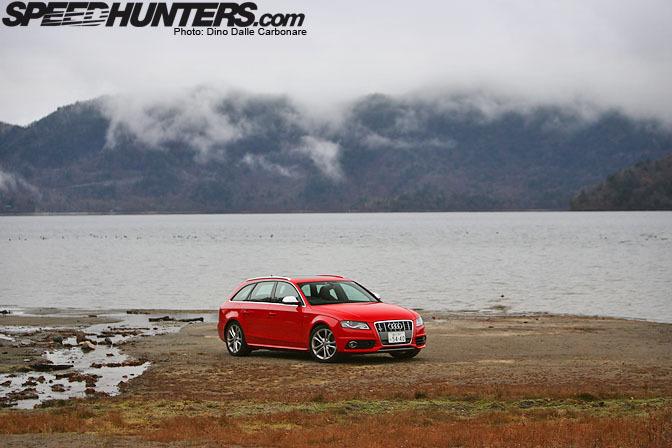 Car Feature>>  Audi S4Avant